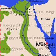Makadi Bay Karte.Makadi ägypten Urlaub Nilkreuzfahrt ägypten Reisen Ausflüge